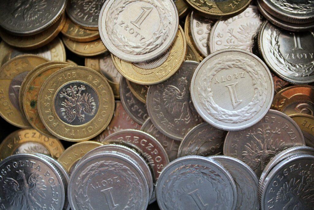 monety - pożyczki bez weryfikacji